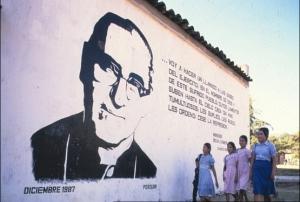 Archbishop-Romero-Mural