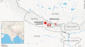 Nepal_Map